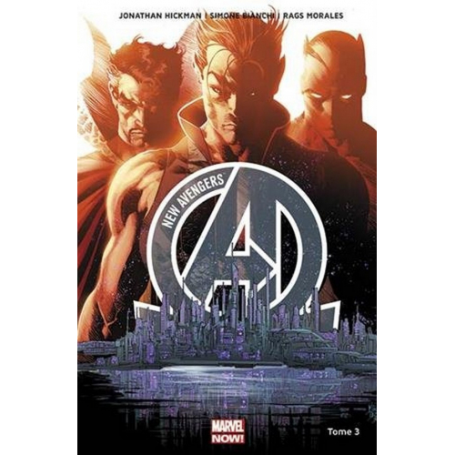 NEW AVENGERS MARVEL NOW Tome 3 (VF) occasion