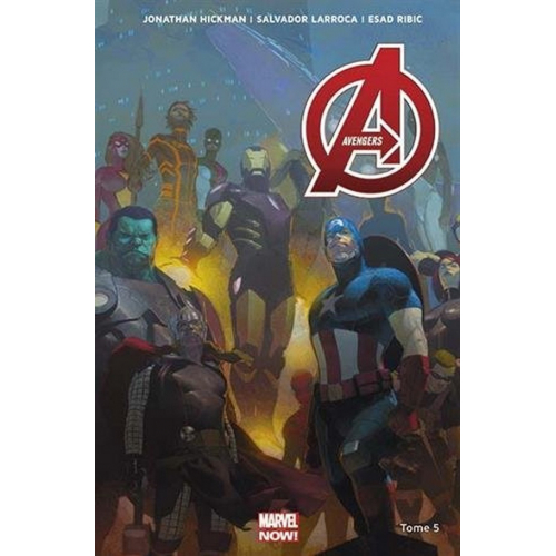 AVENGERS MARVEL NOW Tome 5 (VF) occasion