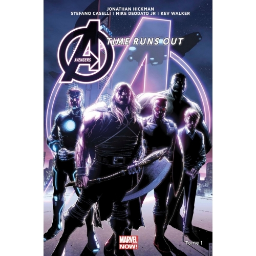 Avengers : Time Runs Out tome 1 (VF) occasion
