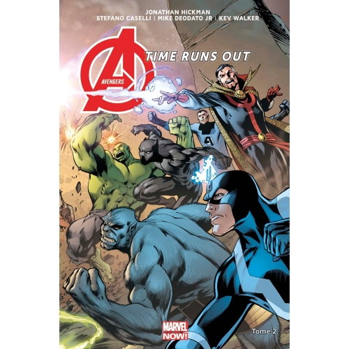 Avengers : Time Runs Out tome 2 (VF) occasion