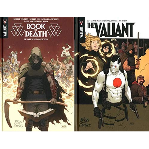Pack découverte Valiant (VF)