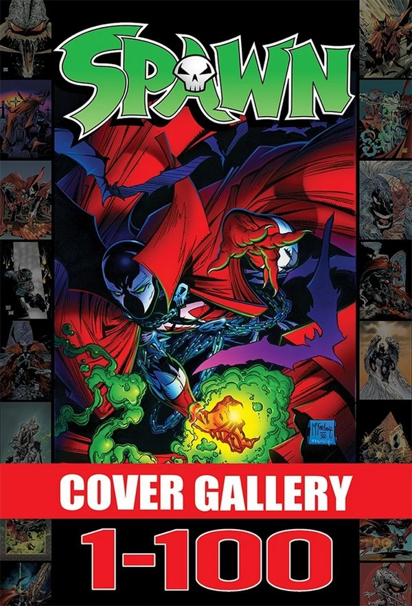 SPAWN VAULT EDITION, VOL. 2 HC