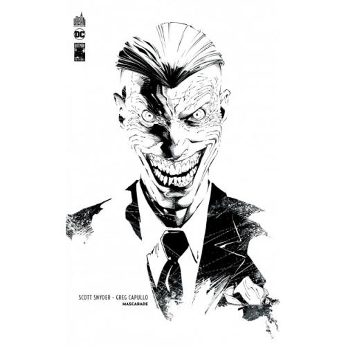 BATMAN – MASCARADE EDITION N&B 80 ANS (VF)