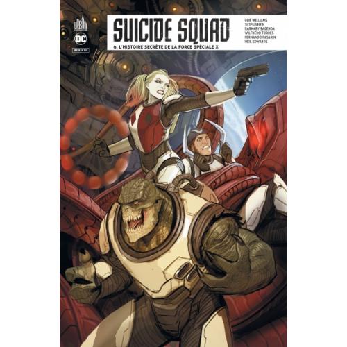 Suicide Squad Rebirth Tome 6 (VF)