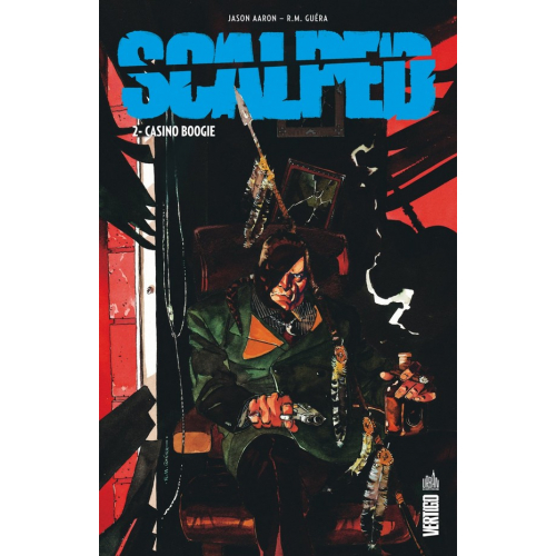 Scalped Tome 2 (VF) occasion