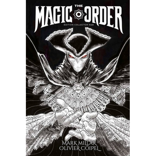 THE MAGIC ORDER (VF) EDITION NOIR ET BLANC