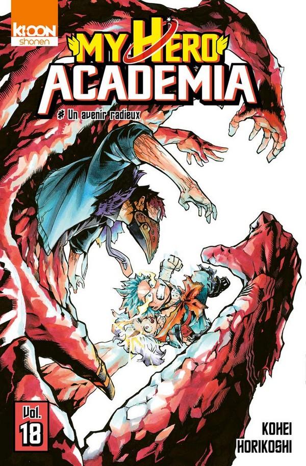 My Hero Academia Tome 18 (VF)