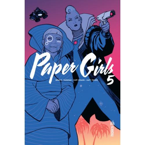Paper Girls Tome 5 (VF)