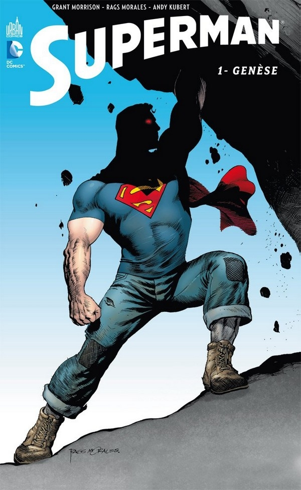 Superman Tome 1 : Genèse (VF)