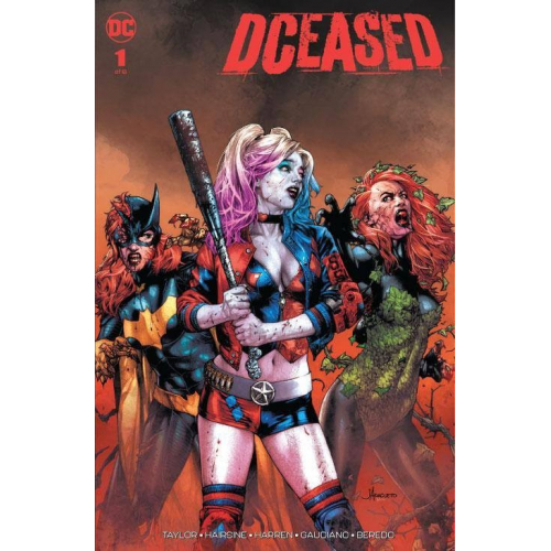 DCEASED 1 (VO) JAY ANACLETO COVER
