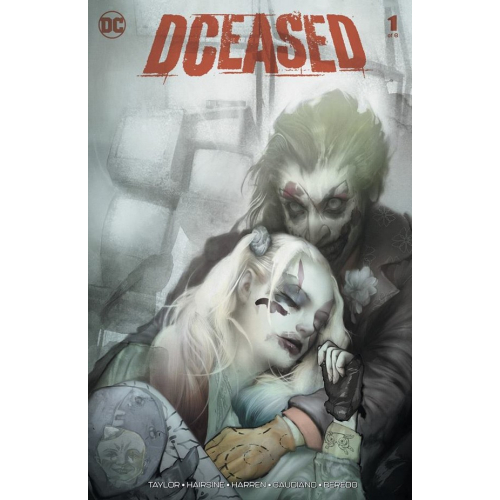 DCEASED 1 (VO) EDITION COLLECTOR ORIGINAL COMICS