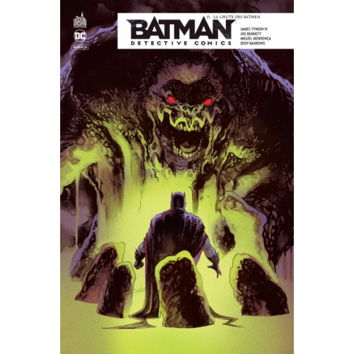 Batman Detective Comics Tome 6 (VF)