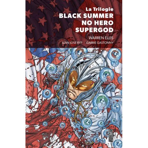 La trilogie Warren Ellis Black Summer / No Hero / Supergod (VF) occasion