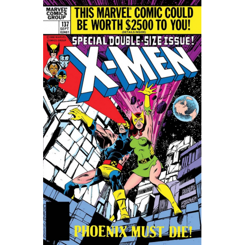 X-MEN 137 FACSIMILE EDITION (VO)