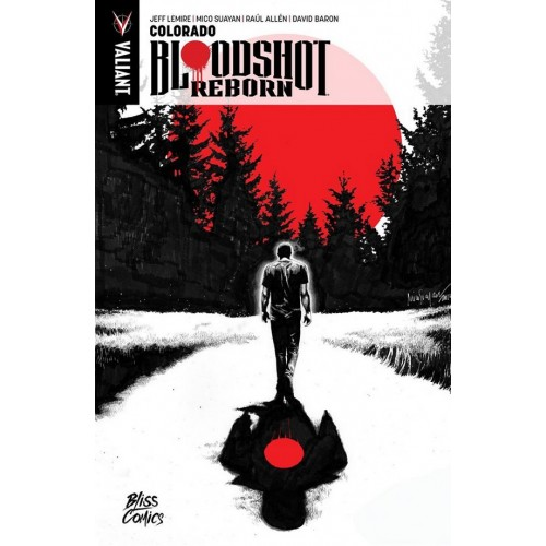 Bloodshot Reborn tome 1 2nd tirage (VF) occasion