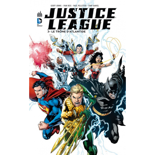 Justice League Tome 3 (VF) occasion