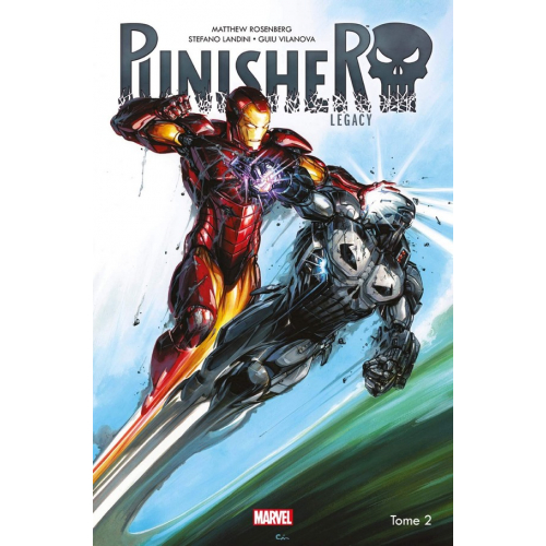 Punisher Legacy Tome 2 (VF)