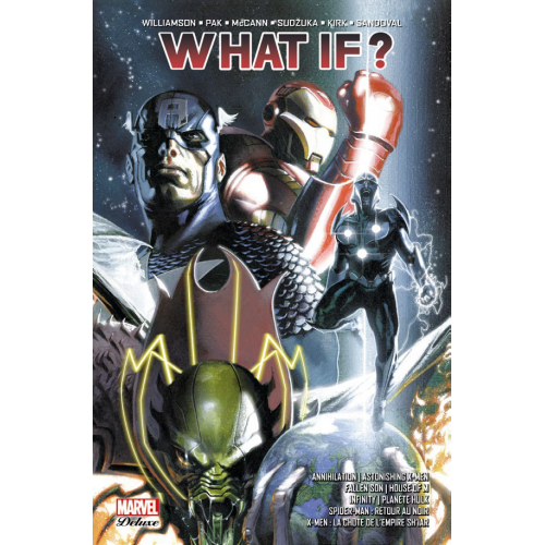 WHAT IF ? T02 (VF)