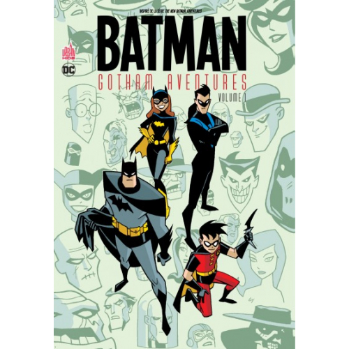 Batman Gotham Aventures Tome 1 (VF)