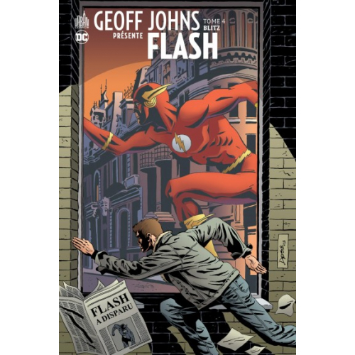 Geoff Johns présente Flash Tome 4 (VF)