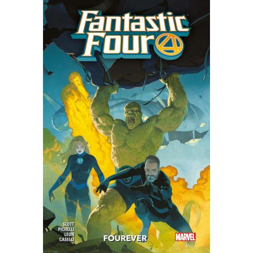 Fantastic Four tome 1