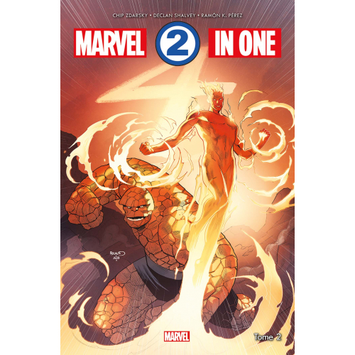 Marvel 2 in one Tome 2 (VF)