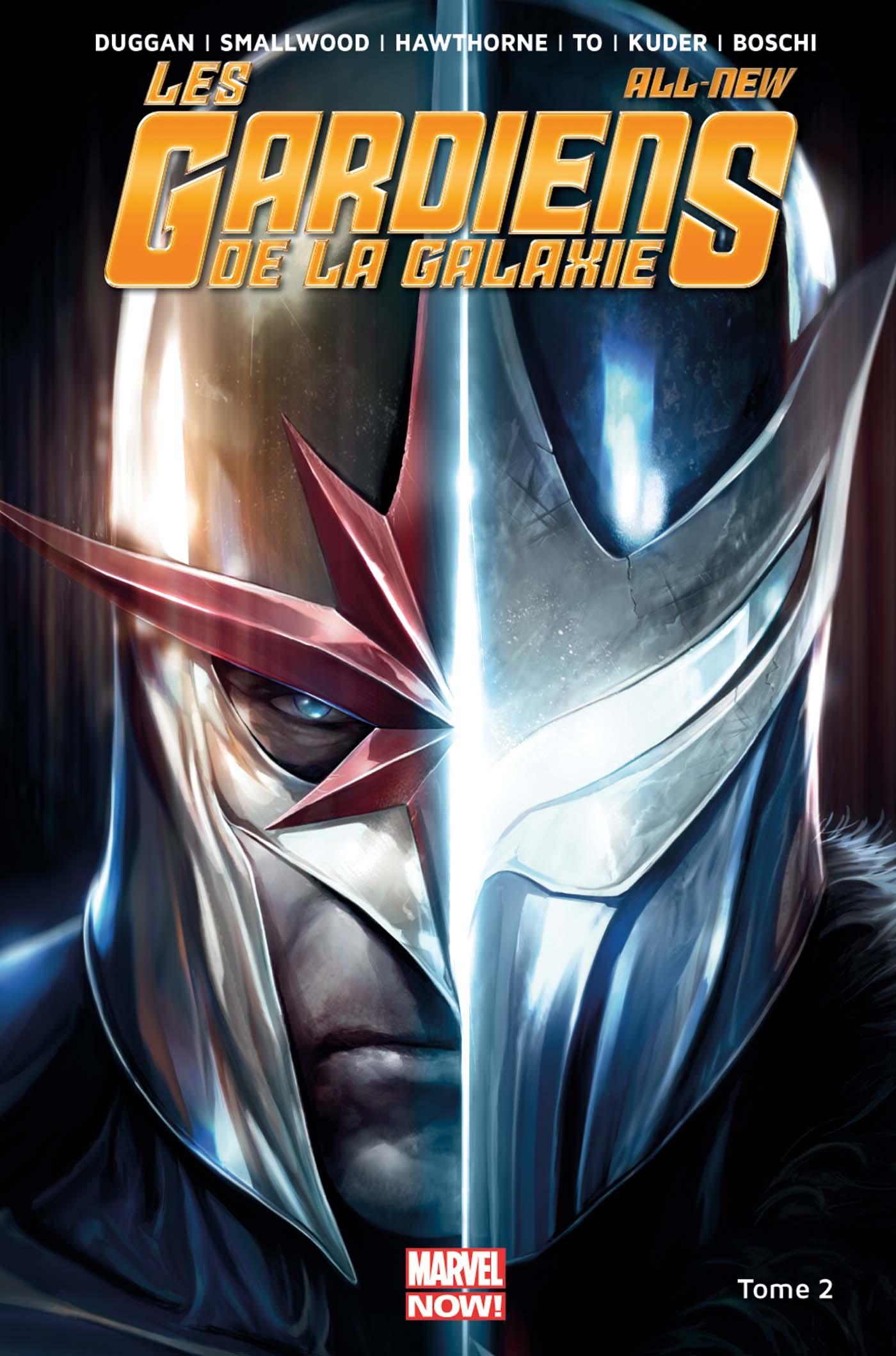 ALL-NEW LES GARDIENS DE LA GALAXIE TOME 2 (VF)