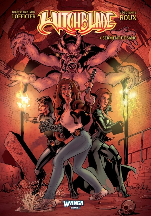 Witchblade : Serment de Sang (VF)