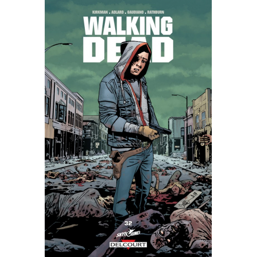Walking Dead Tome 32 (VF)