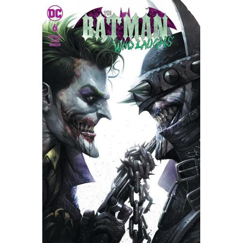 Batman Who Laughs 6 Variant Ed (VO) - Snyder - JOCK - MATTINA VARIANT