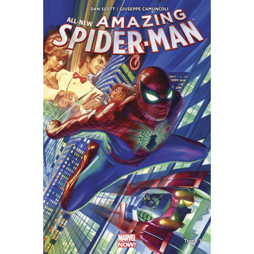 All-New Amazing Spider-Man Tome 1 (VF) occasion