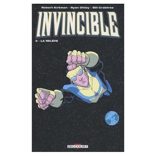 Invincible, Tome 3 : La relève (VF) occasion