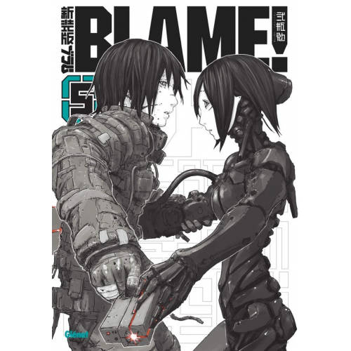 Blame Deluxe Tome 5 (VF)