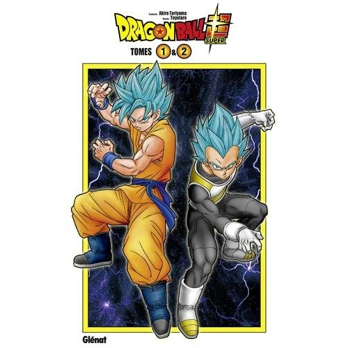 Dragon Ball Super Coffret Tome 1+2 (VF)