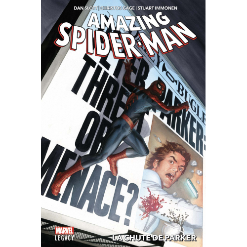 MARVEL LEGACY : AMAZING SPIDER-MAN T01 (VF)