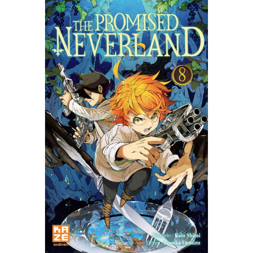 The promised Neverland Tome 8 (VF)