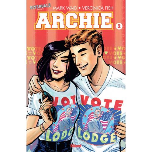 Riverdale présente Archie Tome 2 (VF)