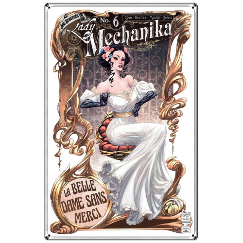 Lady Mechanika – Tome 6 (VF)