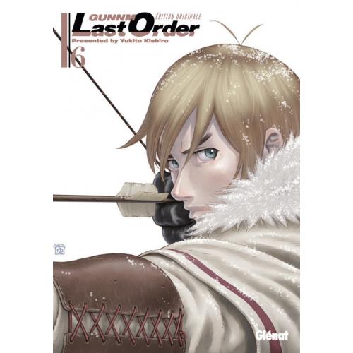 Gunnm Last Order Édition Originale Tome 6 (VF)