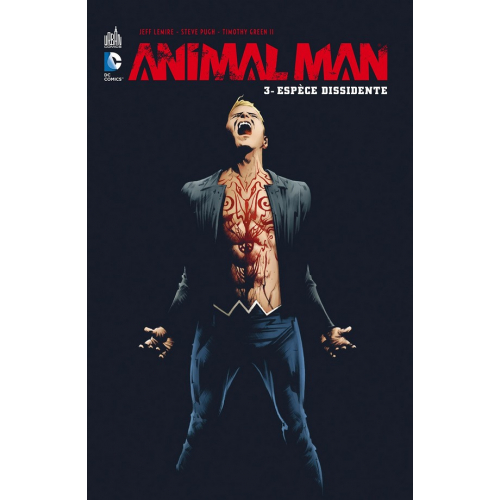 Animal Man Tome 3 (VF)