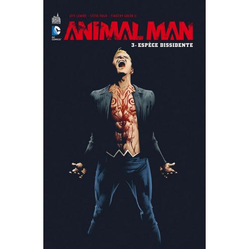 Animal Man Tome 3 (VF)