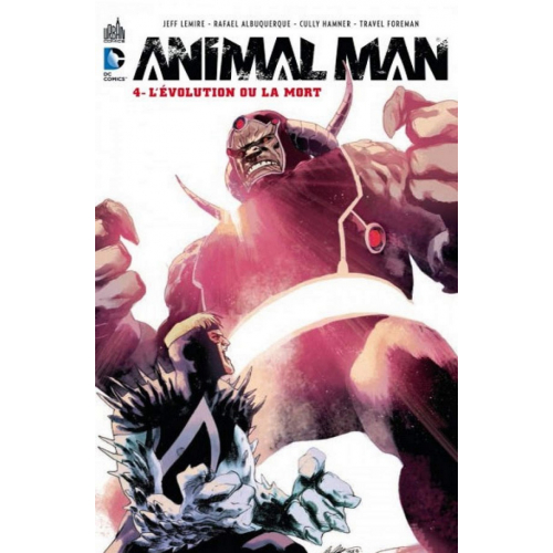 Animal Man Tome 4 (VF)