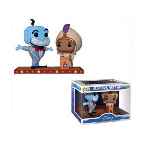 Figurine POP Aladdin Movie Moment Aladdin's First Wish