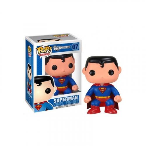 Figurine POP! DC COMICS: Superman 07