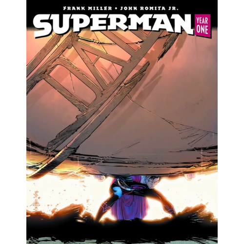 SUPERMAN: YEAR ONE HC (VO)