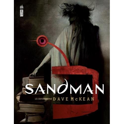 Sandman : Les couvertures par Dave McKean (VF) Occasion