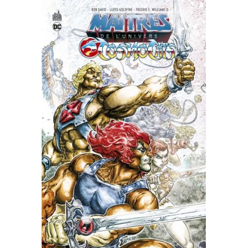 Les maîtres de l'univers – Cosmocats (VF)