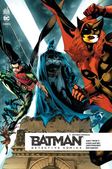 Batman Detective Comics Tome 7 (VF)