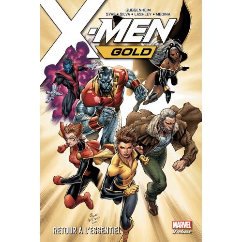 X-MEN GOLD TOME 1 (VF)