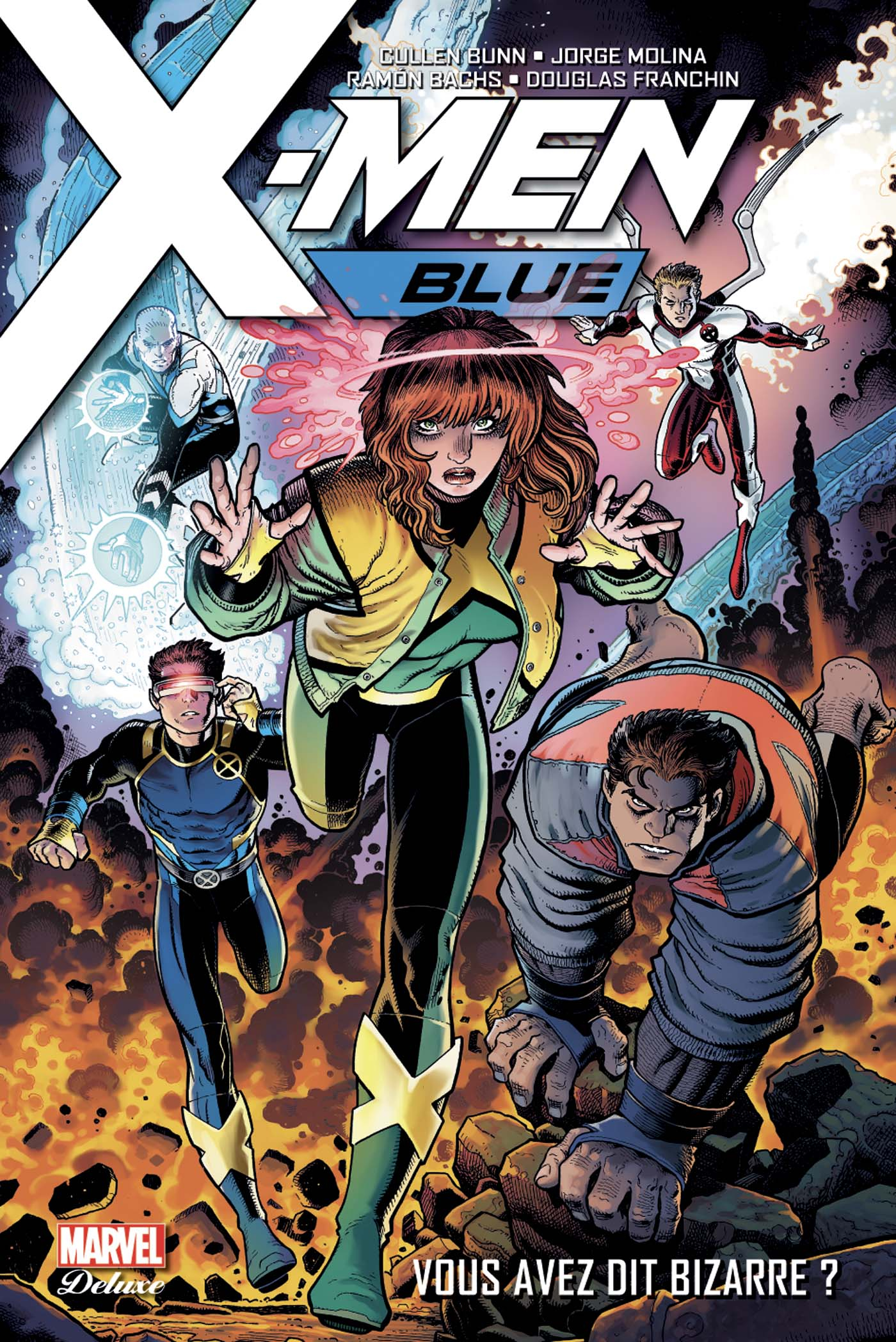 X-MEN RESURREXION : BLUE TOME 1 (VF)